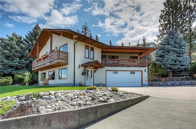 383 Stellar Drive,, Kelowna, BC V1W 4K4 (MLS #10155924) :: Walker Real Estate