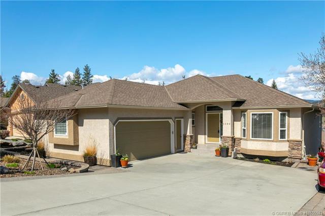 2098 Bowron Street,, Kelowna, BC V1V 2P2 (MLS #10155941) :: Walker Real Estate