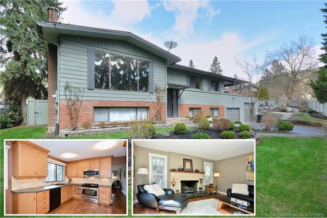 4 Monte Road,, Kelowna, BC V1V 1B7 (MLS #10155955) :: Walker Real Estate