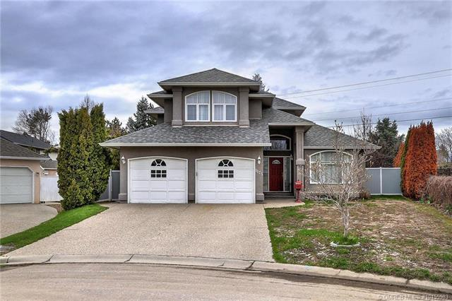 1125 Windermere Court,, Kelowna, BC V1W 3R6 (MLS #10155983) :: Walker Real Estate