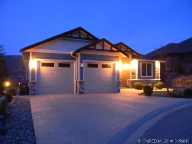 13192 Cliffstone Court,, Lake Country, BC V4V 2R1 (MLS #10156019) :: Walker Real Estate