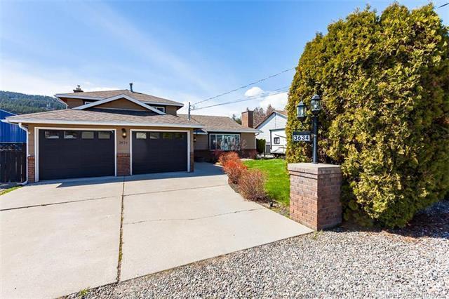 3634 Granada Crescent,, West Kelowna, BC V4T 1J8 (MLS #10156024) :: Walker Real Estate