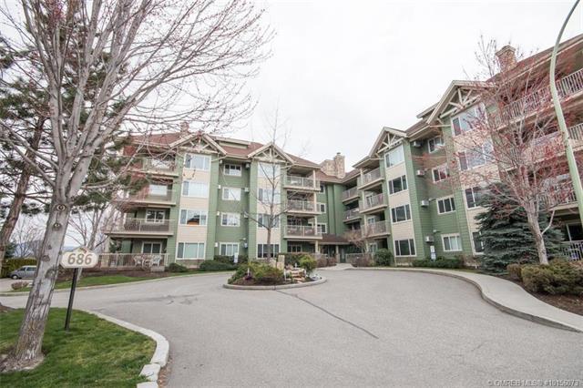 #306 686 Lequime Road,, Kelowna, BC V1W 1A4 (MLS #10156073) :: Walker Real Estate