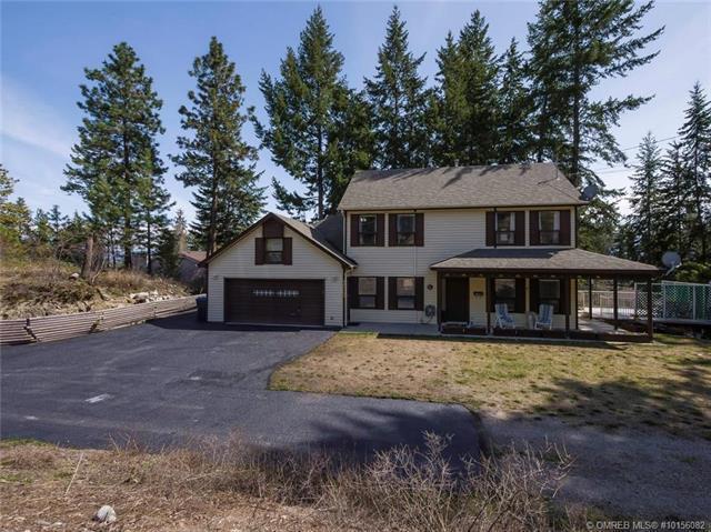 3519 Country Pines Drive,, West Kelowna, BC V4T 1C2 (MLS #10156082) :: Walker Real Estate