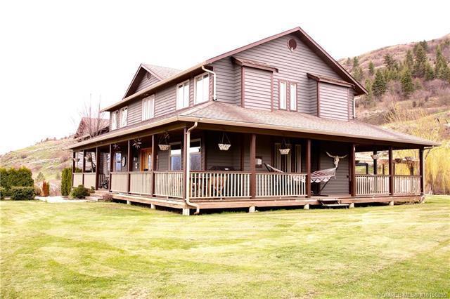 6800 Goose Lake Road,, Vernon, BC V1H 1W2 (MLS #10156086) :: Walker Real Estate