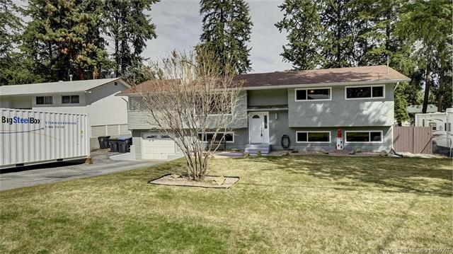 3209 Mciver Road,, West Kelowna, BC V4T 1G1 (MLS #10156097) :: Walker Real Estate