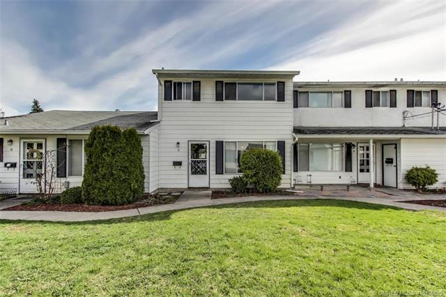 #5 185 Taylor Road,, Kelowna, BC V1X 4G1 (MLS #10156099) :: Walker Real Estate