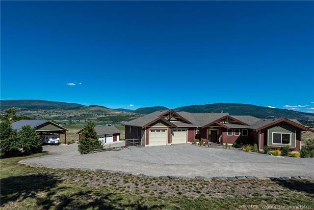 6325 Old Kamloops Road,, Vernon, BC V1H 1P8 (MLS #10156132) :: Walker Real Estate