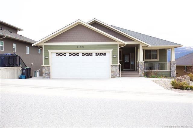 1199 Loseth Drive,, Kelowna, BC V1P 1S2 (MLS #10156146) :: Walker Real Estate