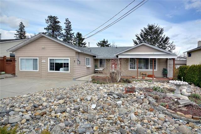 3633 Granada Crescent,, West Kelowna, BC V4T 1J8 (MLS #10156164) :: Walker Real Estate