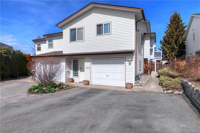 770 White Court,, Kelowna, BC V1X 7C3 (MLS #10156169) :: Walker Real Estate