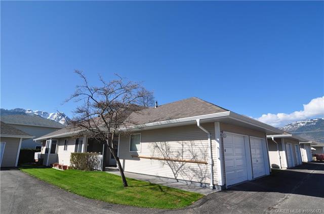 #114 900 5 Avenue, SW, Salmon Arm, BC V1E 1L2 (MLS #10156173) :: Walker Real Estate
