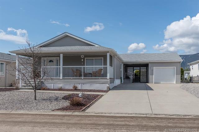 #77 9510 97 Highway, N, Vernon, BC V1H 1R8 (MLS #10156190) :: Walker Real Estate