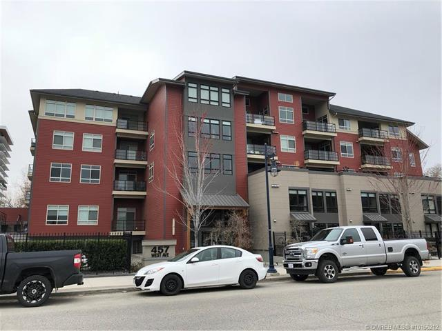 #303 457 West Avenue,, Kelowna, BC V1Y 6J6 (MLS #10156212) :: Walker Real Estate