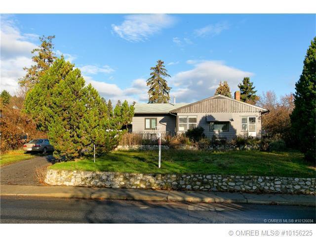 1630 Mountain Avenue,, Kelowna, BC V1Y 7H9 (MLS #10156225) :: Walker Real Estate