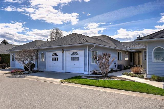 #25 3370 Casorso Road,, Kelowna, BC V1W 3J2 (MLS #10156229) :: Walker Real Estate