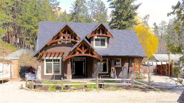 261 Clifton Road,, Kelowna, BC V1V 1A3 (MLS #10156236) :: Walker Real Estate
