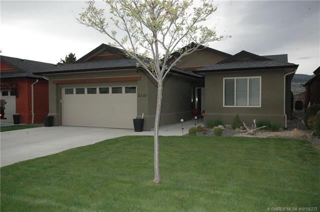 2241 Terrero Place,, West Kelowna, BC V4T 3B7 (MLS #10156272) :: Walker Real Estate