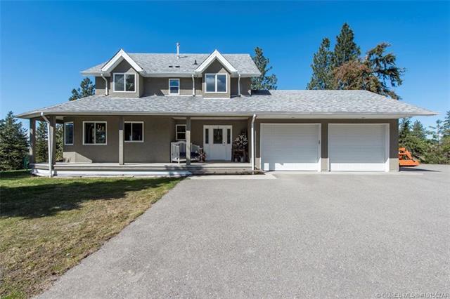 5700 Ranch Road,, Vernon, BC V1B 3J9 (MLS #10156274) :: Walker Real Estate