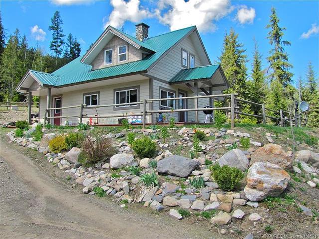655 Bobbie Burns Road,, Lumby, BC V0E 2G4 (MLS #10158521) :: Walker Real Estate Group