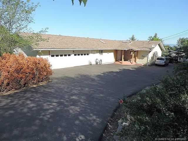 3280 Phillips Road,, Vernon, BC V1B 3H6 (MLS #10159595) :: Walker Real Estate Group