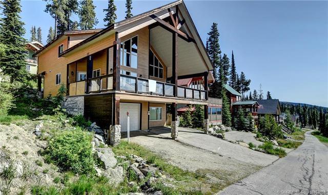 #A 4829 Snow Pines Road,, Big White, BC V1P 1P3 (MLS #10163051) :: Walker Real Estate