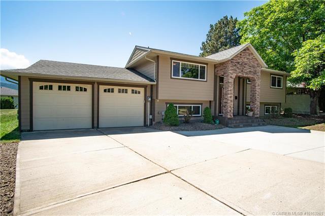 12404 Anjou Drive,, Coldstream, BC V1B 1N6 (MLS #10163281) :: Walker Real Estate