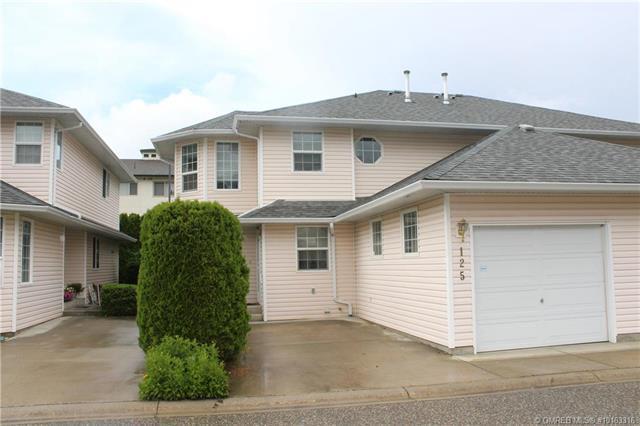 #125 870 10 Street, SW, Salmon Arm, BC V1E 1L9 (MLS #10163316) :: Walker Real Estate