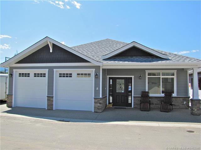 #18 1330 10 Street, SW, Salmon Arm, BC V1E 1T2 (MLS #10163346) :: Walker Real Estate