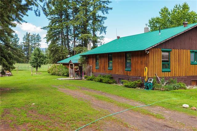 579 Sugar Lake Road,, Cherryville, BC V0E 2G2 (MLS #10163565) :: Walker Real Estate Group
