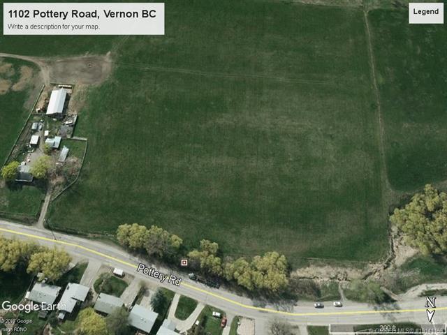 1102 Pottery Road,, Vernon, BC V1T 1E5 (MLS #10141158) :: Walker Real Estate