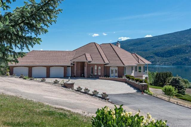 205 Highway 97, S, Vernon, BC V1H 1G1 (MLS #10145617) :: Walker Real Estate Group
