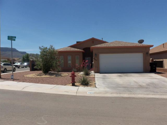 980 Sierra Verde, Alamogordo, NM 88310 (MLS #156519) :: Assist-2-Sell Buyers and Sellers Preferred Realty