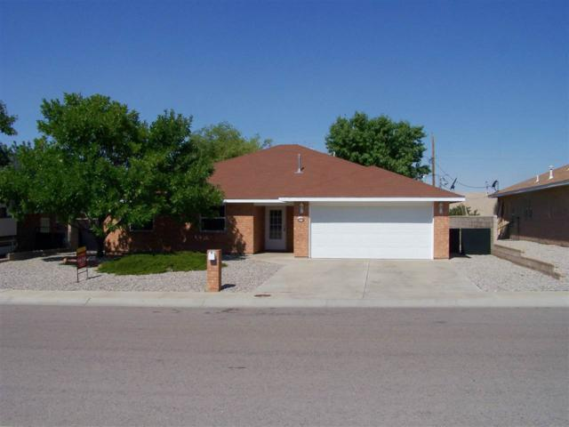 3649 Rosewood Av, Alamogordo, NM 88310 (MLS #157436) :: Assist-2-Sell Buyers and Sellers Preferred Realty