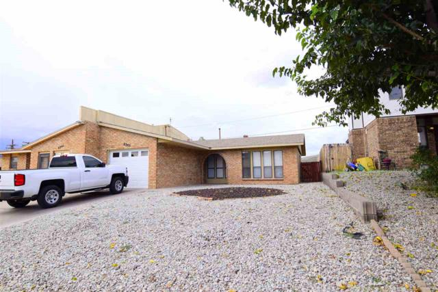 2245 Nevada Dr, Alamogordo, NM 88310 (MLS #157486) :: Assist-2-Sell Buyers and Sellers Preferred Realty