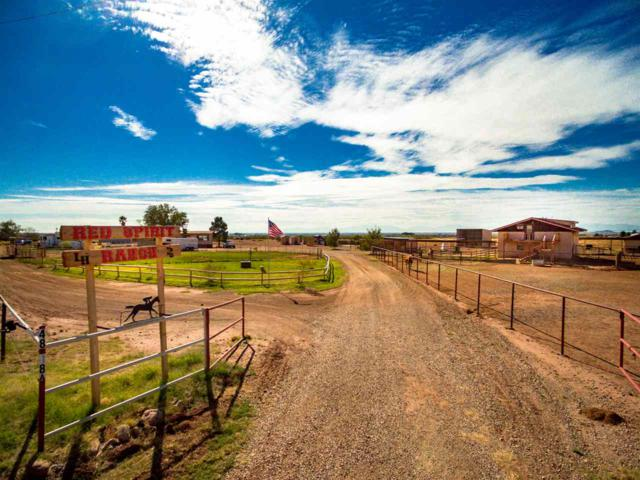 50 Burks Rd, Tularosa, NM 88352 (MLS #157626) :: Assist-2-Sell Buyers and Sellers Preferred Realty