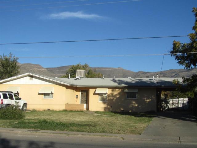 1612 N Florida Av, Alamogordo, NM 88310 (MLS #157628) :: Assist-2-Sell Buyers and Sellers Preferred Realty
