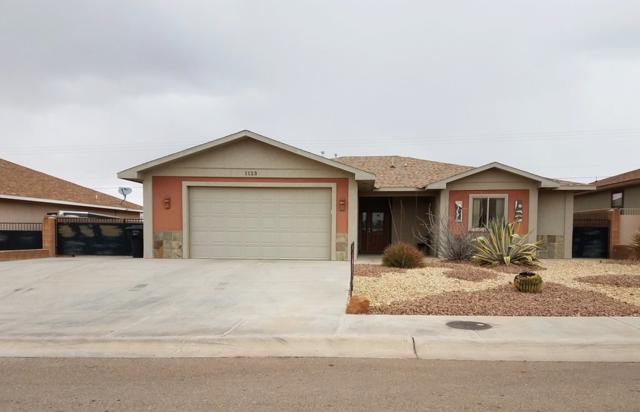 1123 Pajarito Dr, Alamogordo, NM 88310 (MLS #157735) :: Assist-2-Sell Buyers and Sellers Preferred Realty