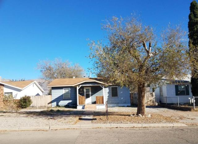 1524 Vermont Av, Alamogordo, NM 88310 (MLS #157743) :: Assist-2-Sell Buyers and Sellers Preferred Realty