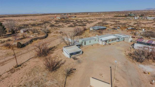 55 Bidwell, Alamogordo, NM 88310 (MLS #157960) :: Assist-2-Sell Buyers and Sellers Preferred Realty