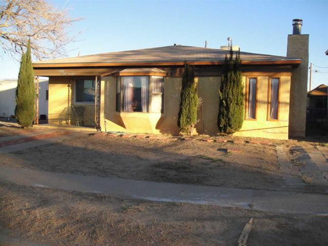809 Miami St, Alamogordo, NM 88310 (MLS #158203) :: Assist-2-Sell Buyers and Sellers Preferred Realty