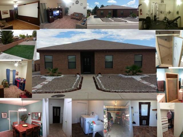1359 Columbia Av, Alamogordo, NM 88310 (MLS #158271) :: Assist-2-Sell Buyers and Sellers Preferred Realty