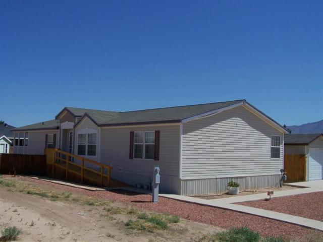 1376 Post Av, Alamogordo, NM 88310 (MLS #158422) :: Assist-2-Sell Buyers and Sellers Preferred Realty