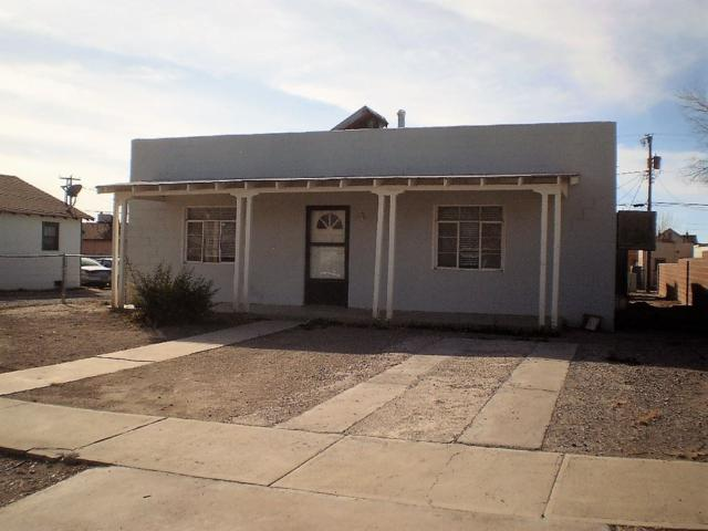 1219 Ohio Av, Alamogordo, NM 88310 (MLS #158475) :: Assist-2-Sell Buyers and Sellers Preferred Realty