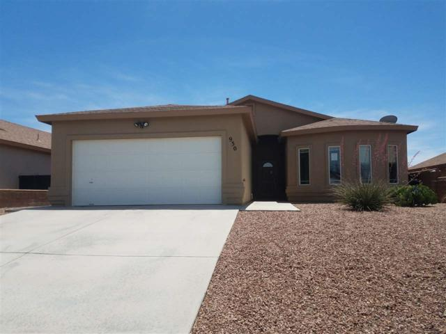 930 Sierra Verde, Alamogordo, NM 88310 (MLS #158540) :: Assist-2-Sell Buyers and Sellers Preferred Realty