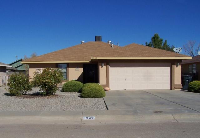 1342 Challenger Av, Alamogordo, NM 88310 (MLS #158551) :: Assist-2-Sell Buyers and Sellers Preferred Realty