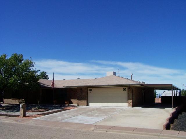405 Sunshine Av, Alamogordo, NM 88310 (MLS #158618) :: Assist-2-Sell Buyers and Sellers Preferred Realty