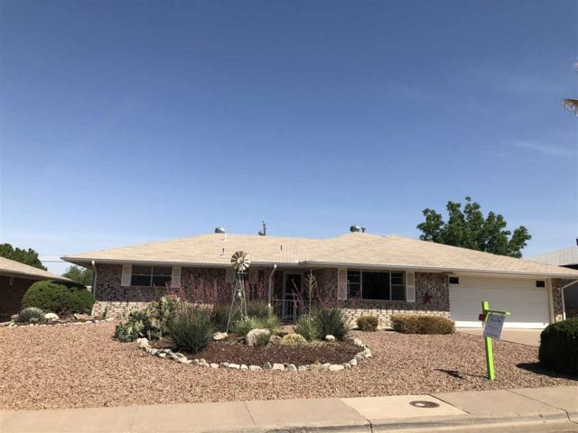1605 Crescent Dr, Alamogordo, NM 88310 (MLS #158644) :: Assist-2-Sell Buyers and Sellers Preferred Realty