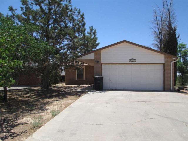 1389 Lindberg Av, Alamogordo, NM 88310 (MLS #158829) :: Assist-2-Sell Buyers and Sellers Preferred Realty