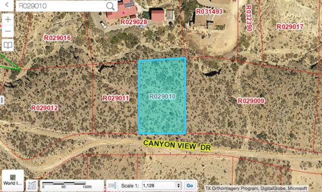 Lot 33 Canyon View Dr, La Luz, NM 88337 (MLS #158942) :: Assist-2-Sell Buyers and Sellers Preferred Realty